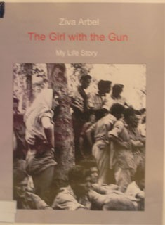 כריכת הספר The Girl with the Gun